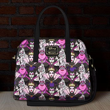 Villains All Over Print Bag Apparel