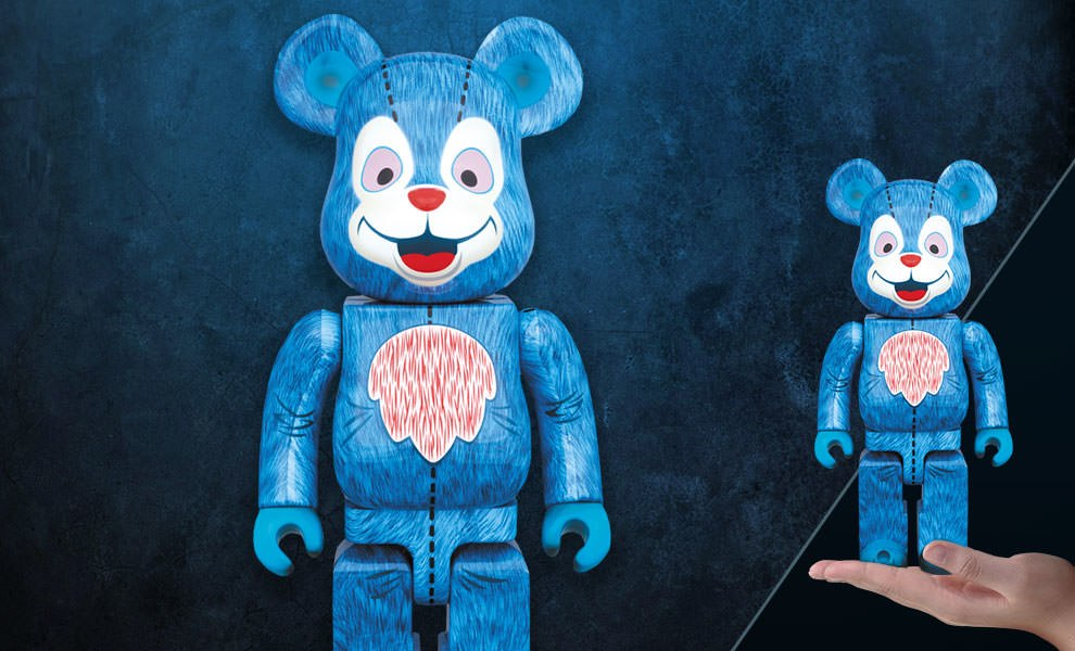 Bearbrick IT Bear 400 Figure