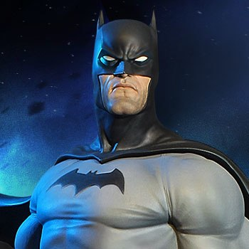 Super Powers Batman Variant Maquette