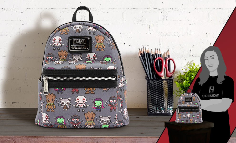9f13864eed Marvel Guardians of the Galaxy Kawaii Mini Backpack Apparel ...