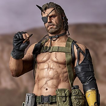 Venom Snake Play Demo Version Statue
