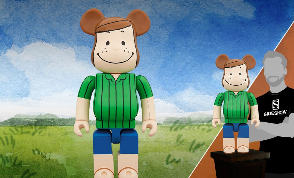 Bearbrick Peppermint Patty 1000 Figure