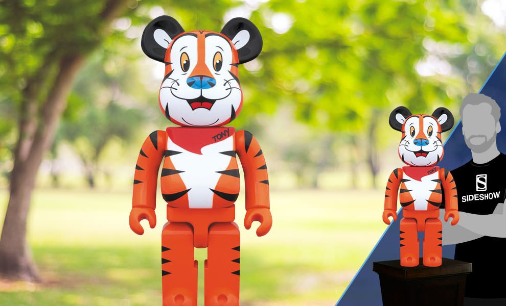 Bearbrick Tony the Tiger 1000 Figure