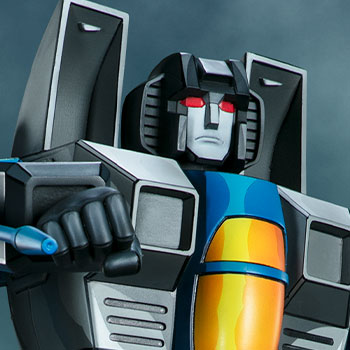 Thundercracker - G1 Statue