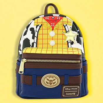 Woody Character Mini Backpack Apparel