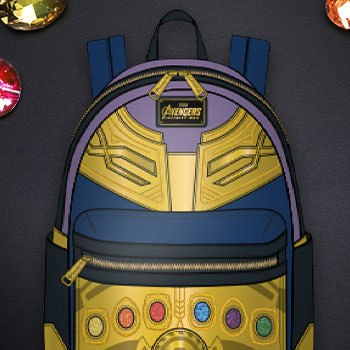 Thanos Mini Backpack Apparel