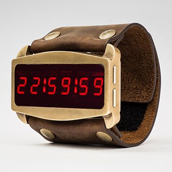 Lifeclock One Snake Edition Smartwatch Prop Replica