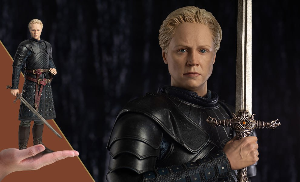 Brienne of Tarth Sixth Scale Figure