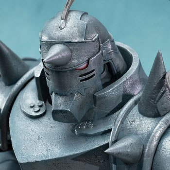Alphonse Elric Gray Variant Statue