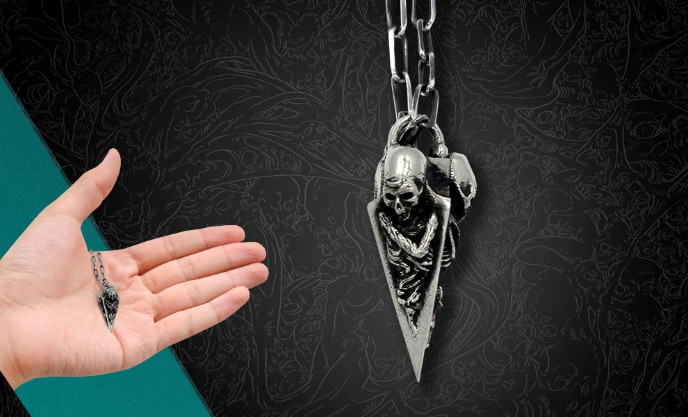 Death Spike Pendant Jewelry