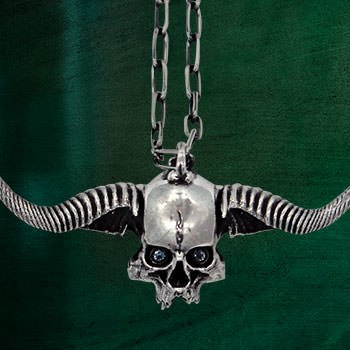 Oglavaeil The Executioner Pendant Jewelry