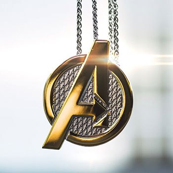 Avengers Necklace Jewelry