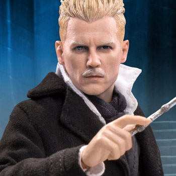 Gellert Grindelwald Collectible Figure