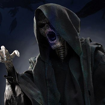 Dementor Sixth Scale Figure