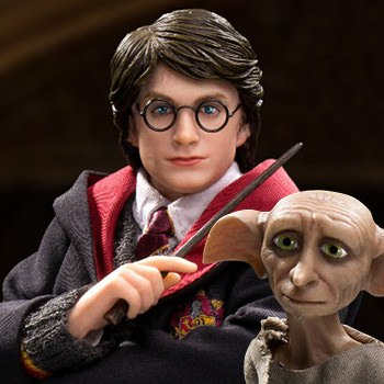 Harry Potter and Dobby Twin Pack Collectible Figure