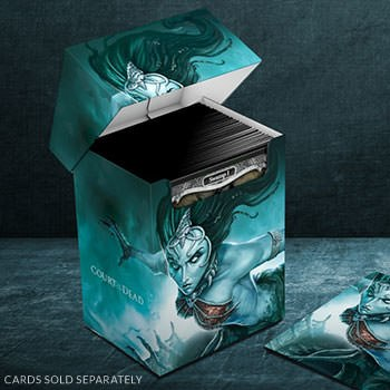 Death's Siren Deck Case 80+ Gaming Accessories