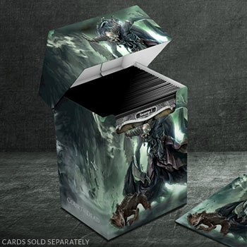 Death's Executioner Deck Case 80+ Gaming Accessories
