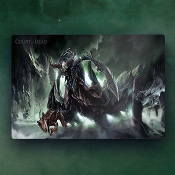 Death's Executioner Play Mat Gaming Accessories