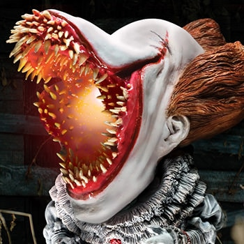 Pennywise Scary Light-Up Version Vinyl Collectible