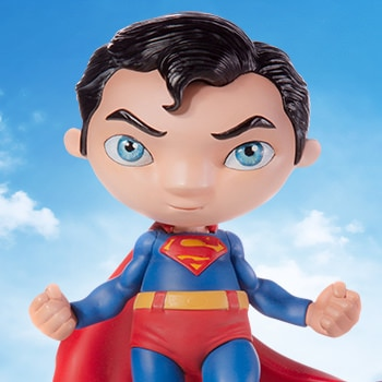 Superman Mini Co Collectible Figure