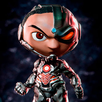 Cyborg Mini Co Collectible Figure