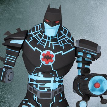 Batman The Murder Machine Statue