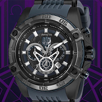 Black Panther Watch - Model 26802 Jewelry