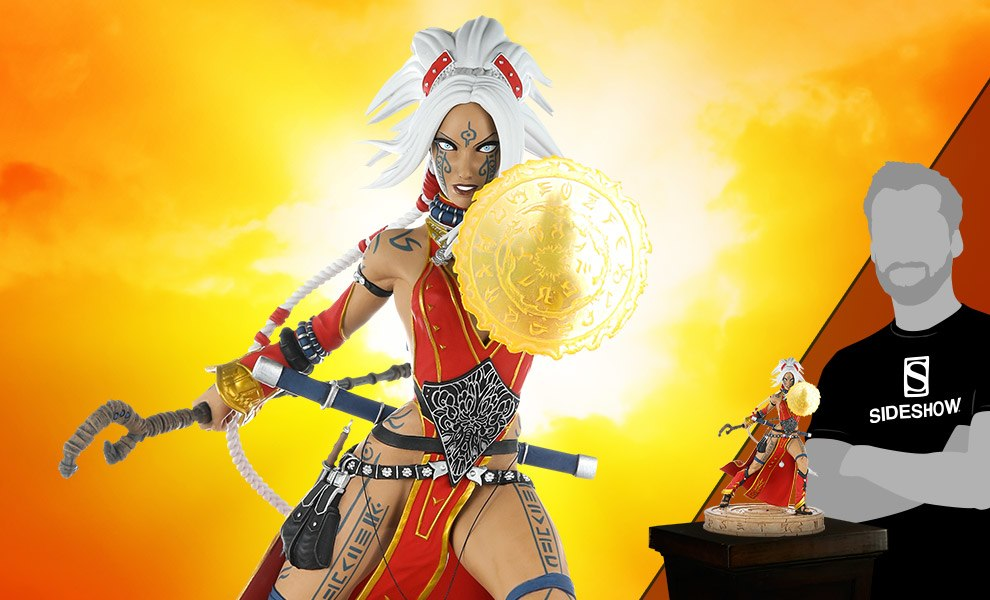 Pathfinder Seoni Spellcasting Edition Statue by Dynamite