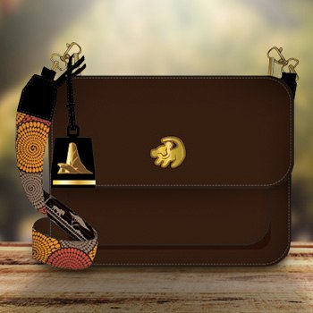 The Lion King Crossbody Bag Apparel