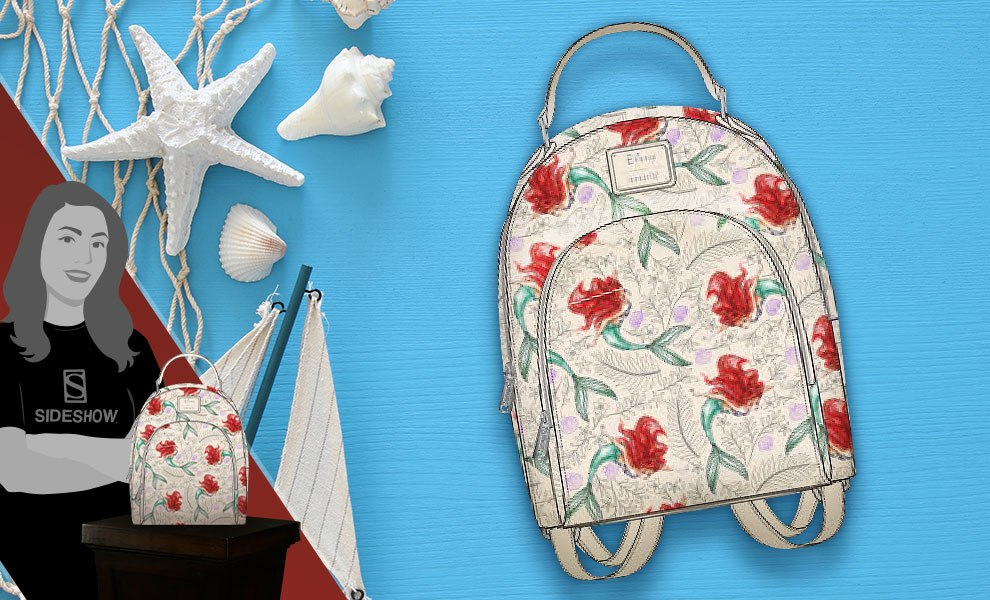 Ariel Mini Backpack Apparel