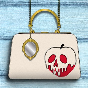 Poison Apple Handbag Apparel