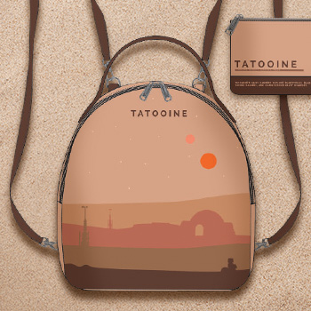 Tatooine Mini Backpack Apparel