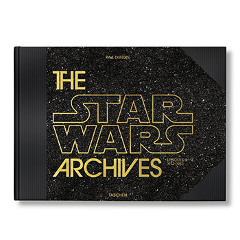 The Star Wars Archives: 1977 - 1983 Book