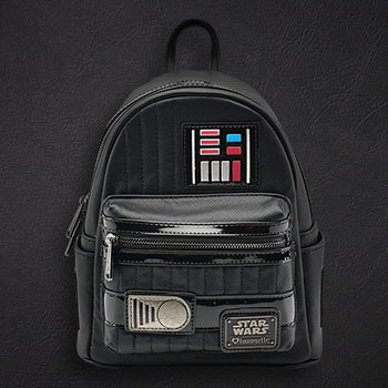Darth Vader Cosplay Mini Backpack Apparel