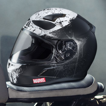 Punisher 2 HJC CL-17 Helmet