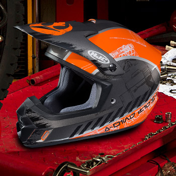 Rebel X-Wing HJC CS-MX2 Helmet