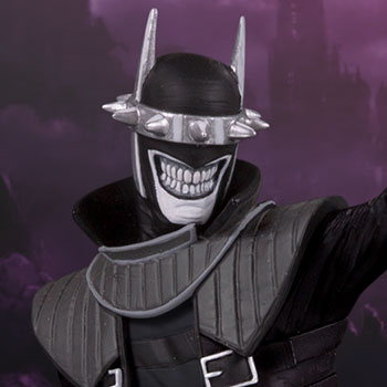 The Batman Who Laughs Statue