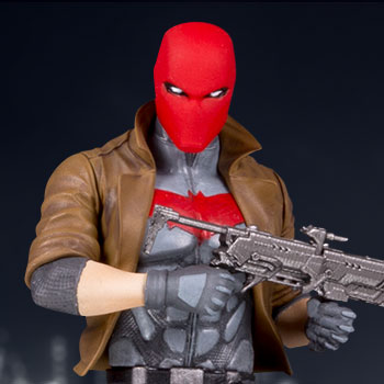 Red Hood (Bat-Family) Statue
