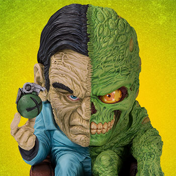 Two-Face Vinyl Collectible