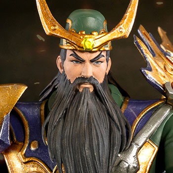 Guan Yu Collectible Figure