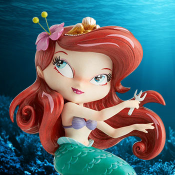 Miss Mindy Ariel Figurine