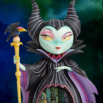 Miss Mindy Maleficent Figurine