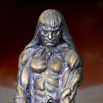 Conan the Barbarian Sacred Bronze Statue