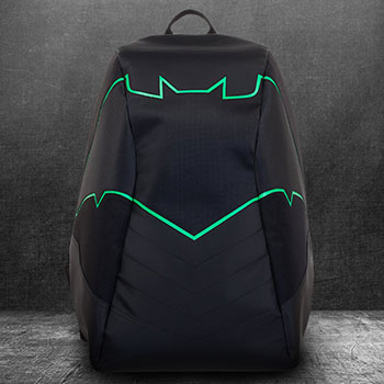 Batman Illuminated Powered Backpack Apparel