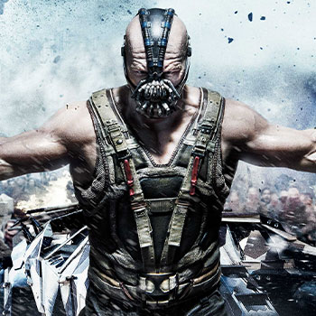 Bane (Ultimate Version) Statue