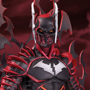 Batman: The Red Death Statue