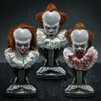Pennywise Bust Set Collectible Set