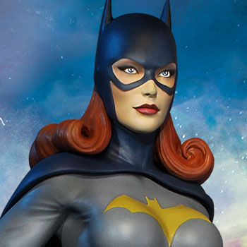 Super Powers Batgirl Maquette