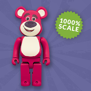 Be@rbrick Lots-O'-Huggin' Bear 1000% Figure