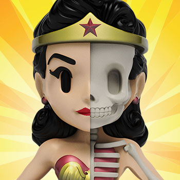 Wonder Woman (Metallic Edition) Vinyl Collectible